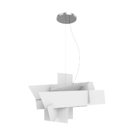 Foscarini Big Bang Sospensione, white