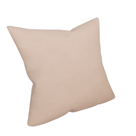 Raw Cushion, Nude
