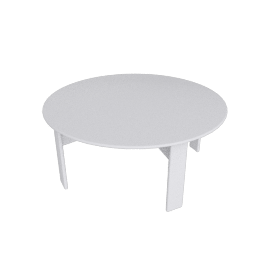 Lollygagger Cocktail Table, Driftwood Grey
