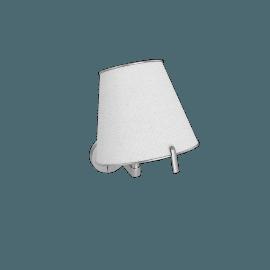 Artemide Melampo Parete, alu