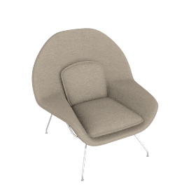 Womb™ Chair - Cato - Sand