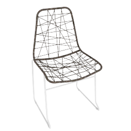 Net chair by ambianceitalia