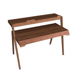 Primary Desk - Walnut