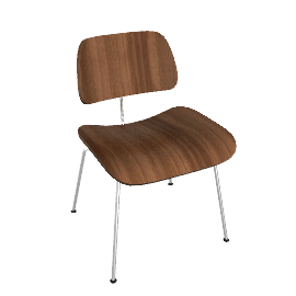 Eames® Molded Plywood Dining Chair, DCM