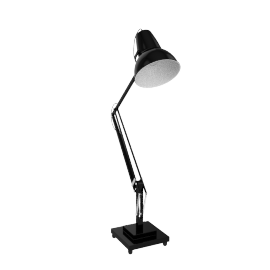 Original 1227 Giant Floor Lamp, Jet Black