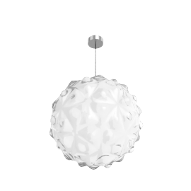Tom Dixon Lens Pendant Light, tranparent