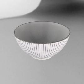 Jasper Conran by Wedgwood Pinstripe Gift Bowl, 14cm