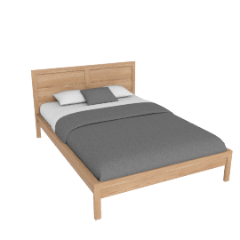 Ledger Double bed