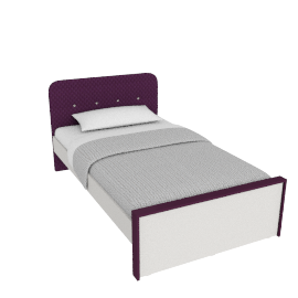 Paradise Single Bed