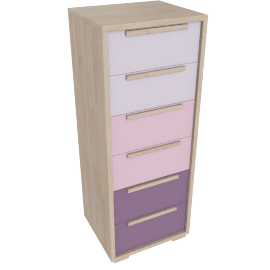 Bekka 6 Drawer Chest