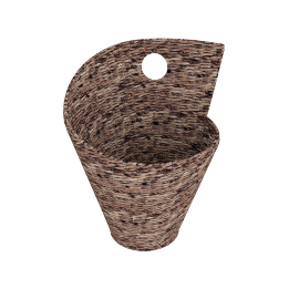 Seagrass & Water Hyacinth Waste Paper Bin