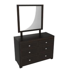 Croco Dresser