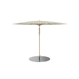 Tuuci Hexagon Shade, Aluma-Teak