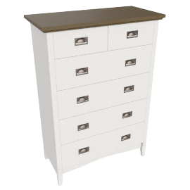 Louis Chest of Drawers