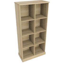 Charlie 8 Box Storage, Oak