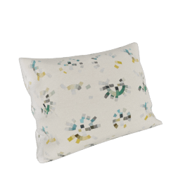 Maharam Pillow in Colorwheel 18X26, Pumice