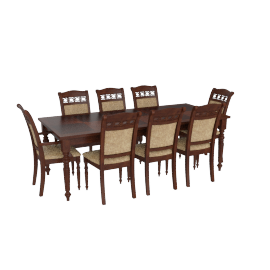 Tartarus 9-Piece Extendable Dining Set