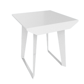 Agon High Gloss End Table