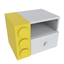 Blocks COD 1 Drawer and 1 Door