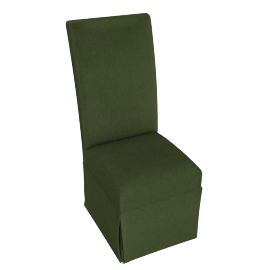 Address Slip Cover Dining Chair