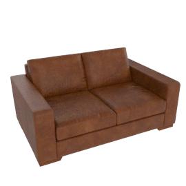 Harvard Medium Sofa, Matador Nuez