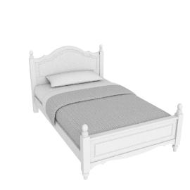Pearl Teens Single Bed