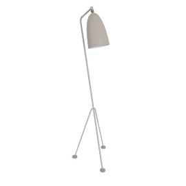 Grasshopper Floor Lamp, Putty