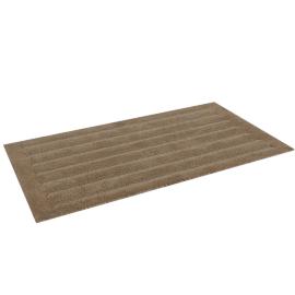 Supreme Drylon Bath Mat - 65x120 cms, Brown