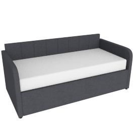 Stellar Day Bed York, Dark Grey