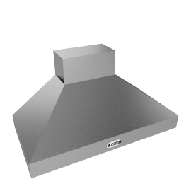 Falcon Super Extract 1092 Cooker Hood, Stainless Steel