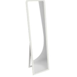 Brissi Florida Tall Mirror, 170 x 46cm, White