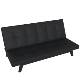 Ozzie Sofa Bed, Black