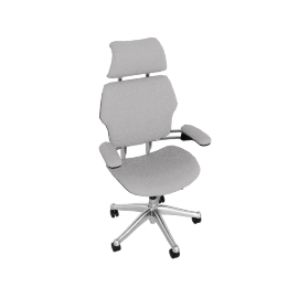 Freedom Task Chair with Headrest - Sabrina Leather
