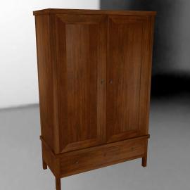 John Lewis Kerala 2 Door Wardrobe
