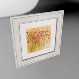 Sue Fenlon - Happy Days Framed Print, 57 x 57cm