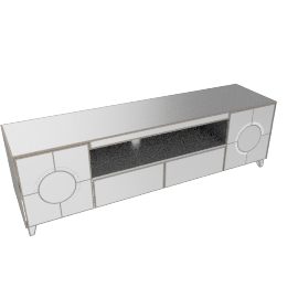Mystique 2-Drawer TV Unit