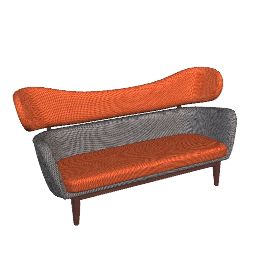 Baker Sofa - Fabric A