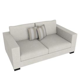 Dafodil 3 Seater Beige