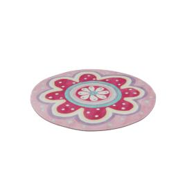 Flower Rug - 120x120 cms
