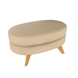 John Lewis Barbican Leather Stool