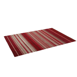Multi Stripe Rugs 240x170, Bold