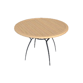 Sirus Garden Table