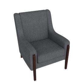 Radisson Chair, Tyler Sable