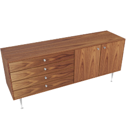 Nelson Thin Edge Buffet, palisander
