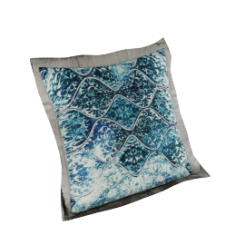 Orient Cushion Cover - 45x45 cms
