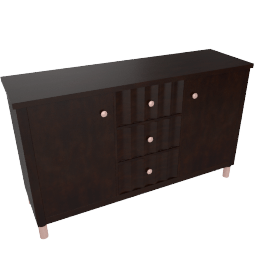 Astraeus 2-Door 3-Drawer Buffet