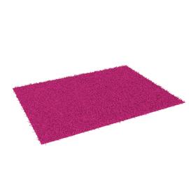 Ava Shaggy Rug - 120x160 cms, Pink