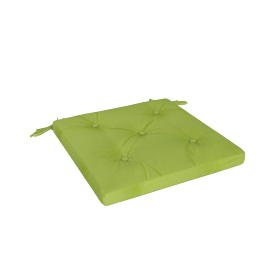 Mabel Chair Pad, Green