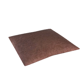 Chepstow Floor Cushion, Chocolate