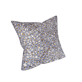 Jewel Stones Square Cushion - 45x45 cms, Purple